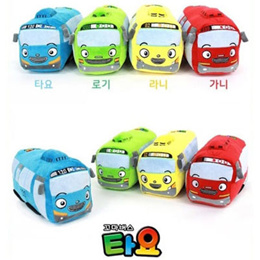 ★Tayo the little bus plush toy big size 40cm / Tayo soft toy / Tayo soft doll (Given sweety)