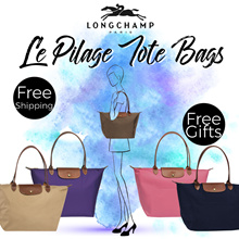 **NEW YEAR SALES**Fast Shipping**Longchamp Le Pliage**Authentic and FREE gift**