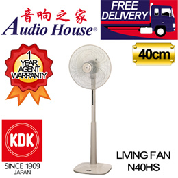 KDK 40CM LIVING STAND FAN N40HS