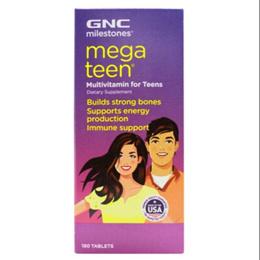 GNC MILESTONES™Mega Teen(180 tablets)