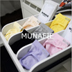 [Ready Stock] Japanese MUNAFIE Low Waist Panties Wholesale