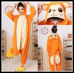 Unisex Adult Flannel Onesie Dress Sleepwear Kigurumi Christmas Pajamas  Pyjama Anime Cartoon Cosplay cb8d3627b