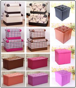 Foldable Storage Bench/Foldable Storage Box/Storage Box for Kids/Toys Storage Box/Storage Stool/Storage Bench/Toy box/Wall Decal/Wall Sticker