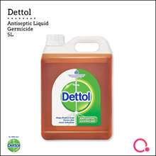 [RB] 【Buy bigger for more savings】Dettol Antiseptic Liquid 5L | Review and win