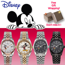 ★Lowest in Singapore ! 22TYPES★Limited Discount★Best Gift ♥ ♡ DISNEY ♥ ♡ WATCH BEST COLLECTION ♡