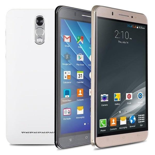 6.0インチの携帯電話クアッドコアAndroid6.0デュアルSIM 4Gの電話1G + 16Gのスマートフォン