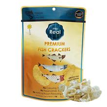 myReal Premium Fish Crackers 50g