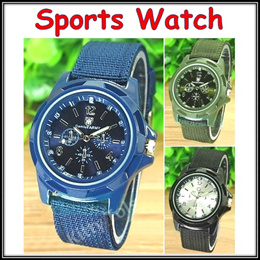 ★ Sports Watch ★ Watches for Adult Men Boys Army Solider Kids Children Fashion Casual Fabric Watch