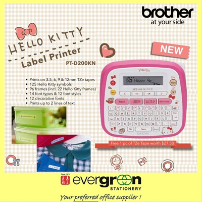 3ad61f602 Qoo10 - hello kitty label printer Search Results : (Q·Ranking): Items now  on sale at qoo10.sg