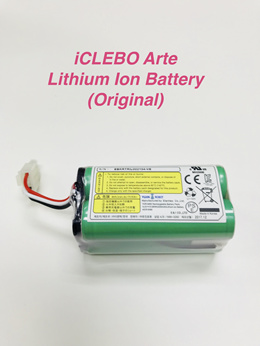 iCLEBO Arte Intelligent Cleaning RobotLithium Ion Battery (Original from Korea)