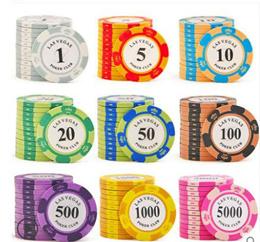 poker  Chip  Mahjong  30set   Poker chip Baccarat Baccarat Mahjong chips 14k Las Vegas Texas Hold s
