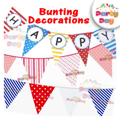 Qoo10 BuntingFlagsBuntingBannergarland Decoration for