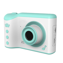 Childrens Camera 2.8 IPS Eye Protection Screen HD Touch Screen Digital Dual Lens 18MP Camera for Kid
