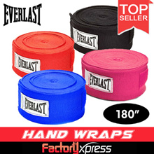 Everlast Boxing Handwraps/ Boxing Handwraps/muay thai handwraps/wrist support/Local seller-NO.1 HIT!