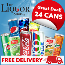 【SOFT DRINKS 】★COKE/100PLUS/YEOS/POKKA/FNN/MUG ROOT BEER/FNN/7UP/LIPTON/PEPSI★  [ FREE DELIVERY]