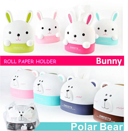 Roll paper holder/ Cute Tissue Box /Toilet paper boxes /Roll paper case/ tissue rack /