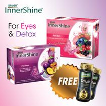 [FREE 2 BRAND´S CAYA] BRAND´S® InnerShine Prune Essence (2x12´s)  Berry (2x12´s) - 24 bottles expiry Sept/Oct'17