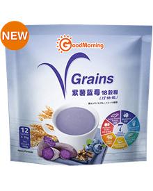 Good Morning VGrains 18 Grains 360g (12sachets) for Healthy Eyes