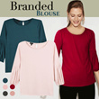 New Collection Branded Women Blouse - 5 Colors - Good Quality