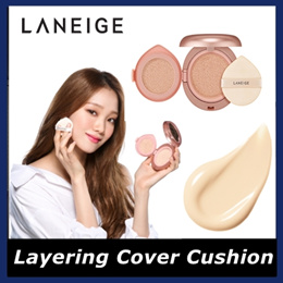 [Laneige] Layering Cover Cushion14g+2.5g