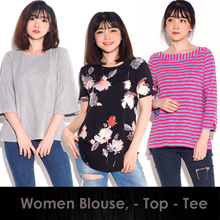 BEST SELLER WOMEN SHIRT/BLOUSE/SLEEVELESS SHIRT
