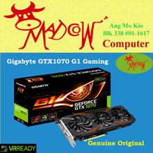 Gigabyte GTX1070 G1 Gaming GV-N1070G1 GAMING-8GD
