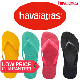 【HAVAIANAS】 Authentic 16 Color  Flip Flop collection / Restock / Special Promotion for Qoo10