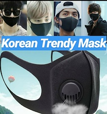 🌟SG Cheapest Anti Haze Face/Mouth Mask PITTA🌟Korean Fashion/KPOP/PM 2.5 Mask