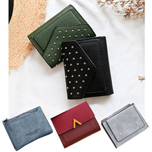 ♥New Arrivals♥ Korean Fashion/Small Slim Compact Wallet/Mini Wallet/Wallet for Women