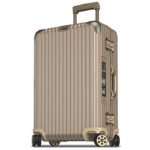 ★ coupon price $ 925 with VAT included ★ Rimowa Carrier Topaz Titanium multi-wheel 63 size electronic tag