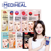 [MEDIHEAL] Patch MASK(9Type)/Eyefill/Essence Gel/Wave Forehead/Stretching/Smoothing Neck/Cheek