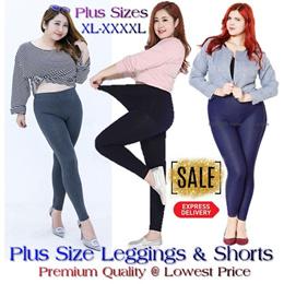 PLUS SIZE XL-XXXXL Sale♥Quality Leggings Pants♥Bra♥Tubes♥Shorts♥ Panties♥ Office Wear♥Exprss Shpg