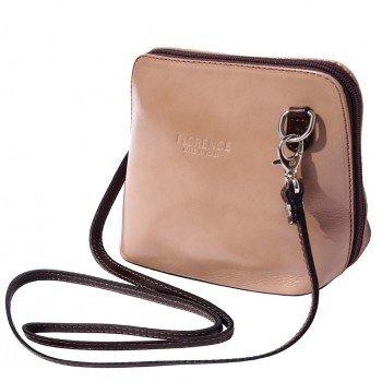 1e6e828fb Qoo10 - Small Flat Handmade Italian Leather Crossbody Bag : Bag & Wallet