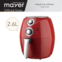 *SPECIAL DEAL* Mayer 2.6L Air Fryer (MMAF68) LARGE SIZE