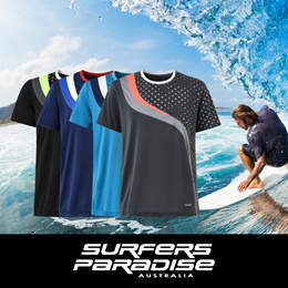 Sportswear 157 – Ultimate Performance Quick Dry Short-Sleeved T-Shirt