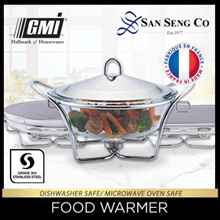 GMI ★Food Warmer★ Stainless Steel Ware Series (Suitable for Christmas Buffet / CNY Buffet)
