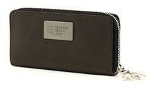 Direct from Germany -  GEORGE GINA & LUCY Ball Istic Wallet Girlsroule Olive-Black