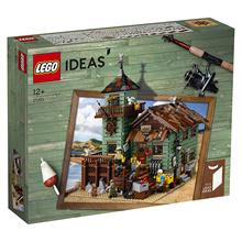 Free Shipping / LEGO old fishing shop / lego 21310 Japan fastball