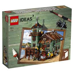 무료배송 / LEGO 오래된 낚시가게 / 레고 아이디어 21310 일본직구  / 낚시 도구 가게