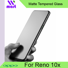 Matte Tempered Glass Screen Protector for Oppo Reno 10x