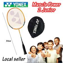 YONEX BADMINTON RACKET HIGH QUALITY MUSCLE POWER 2 JUNIOR SIZE
