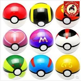 Pokémon Wizard Ball Model Ball Pokemon Pokemon Monster Doll Child Master Ball GS Ball