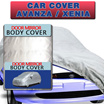UNLIMITED STOCK /Body Cover Sarung Mobil All New Avanza /  XENIA