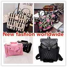 New Fashion handbags/Clothes bags/collar bags/Smile Bags/large bag America/Uk/Korea HANDBAGS/ladies handbag/lady hangbags/eagle backpack/shoulders bag B1G strip bags