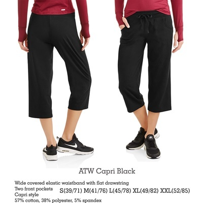 ATW Capri Black