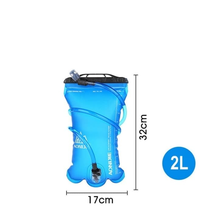 fit to viewer. prev next. Aonijie Water Bladder Bag SD16-2L Drinking Water Pouch Hydration Pack