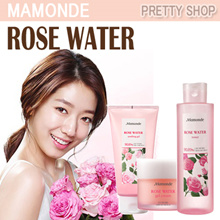 ★MAMONDE★Rose Water Toner 150ml / 250ml / 500ml / Soothing Gel / Gel Cream