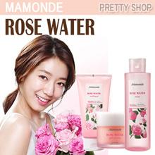 ★MAMONDE★Rose Water Toner 150ml / 250ml / 500ml / Soothing Gel / Gel Cream