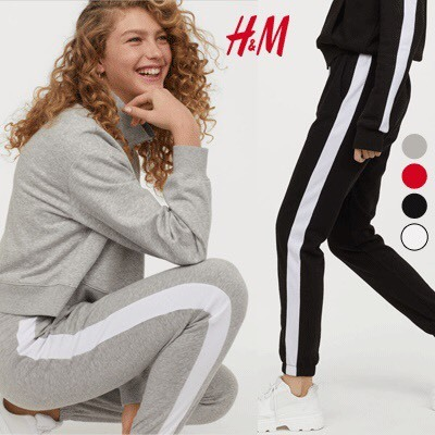 New Collection Women Sweatpants 4 Colors / Jogger Pants / Sport Pants Deals for only Rp95.000 instead of Rp120.253