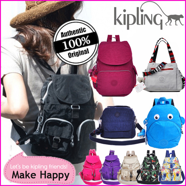 ?BUY 2 FREE SHIPPING?100% AUTHENTIC?Original Kipling Bag/Backpack/TRAVEL BAG/Monkey bag Deals for only S$99 instead of S$0